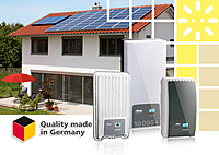 PV grid connected, PV On-Grid, single-family house, PV system, Inverter