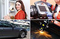Electronics services, EMS, medical engineering, industrail technology, Automotive, Consumer electronic