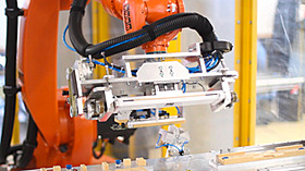 Processes Electronics Manufacturing Service Provider, Glueing robot, robot