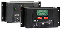 Solar charge controllers Steca Solsum and Steca Solarix