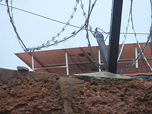 Solarelektronik, PV Autarke Systeme, Wechselrichter-Systeme, Aufdachanlage, Afrika