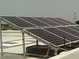 Solarelektronik, PV off grid, Wechselrichter-System, Bangladesh