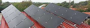 Solarelektronik, PV off grid, Hybrid-System, Griechenland