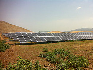 Solartechnik, ref_pv, Photovoltaics, Greece, thiva, Ground-mounted installation, 499,68 kWp