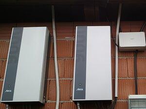 PV Solartechnik,ref_pv, Photovoltaics, StecaGrid Inverters