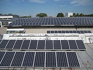 Solartechnik,ref_pv, Photovoltaics, Germany, Memmingen, Ground-mounted installation, 406,6 kWp
