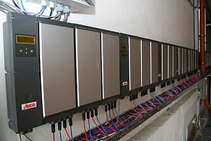 Solartechnik,ref_pv, Photovoltaics, StecaGrid Inverters
