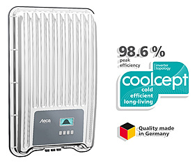 coolcept, inverter topology, cool, cold, efficient, long-living