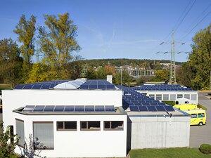 Solartechnik, ref_pv, Photovoltaics, Germany, sindelfingen, Flat roof mounted system,149,22 kWp