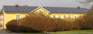 Solartechnik, ref_pv, Photovoltaik, Schweden, malmoe, Aufdachanlage, 100 kWp
