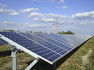 Solartechnik, ref_pv, Photovoltaics, Bulgaria,opan, Ground-mounted installation, 97,2 kWp