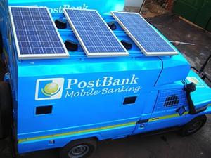 Solarelektronik, PV Autarke Systeme, Wechselrichtersystem, Afrika, Uganda, Mobile Banking