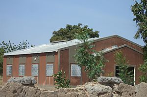 Solarelektronik, PV Autarke Systeme, Krankenhaus ,Afrika, Burkina Faso