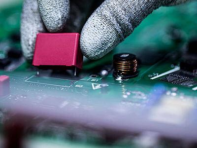 Elektronik, Steca