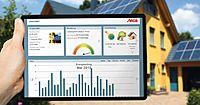 surveillance de l'installation, système photovoltaїque