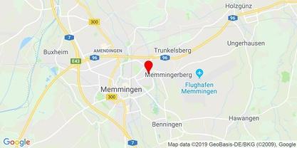 steca memmingen googlemap 2019