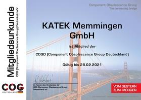 MitgliedsurkundeCOGD KatekMemm. 200319