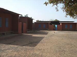 Solarelektronik, PV Autarke Systeme, Wechselrichersystem, Afrika, Burkina Faso