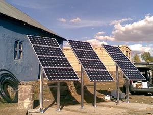 Solarelektronik, PV Autarke Systeme, Telekommunikations-Systeme,Asien,Türkei, Freifläche