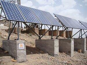 Solarelektronik, PV Autarke Systeme, Telekommunikations-Systeme,Asien,Iran, Freifläche