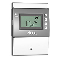 Domestic hot water, Domestic hot water technology, Domestic hot water controllers