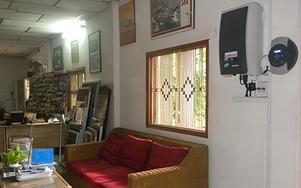 Solartechnik, ref_pv, Photovoltaics,  enum_kambotscha, Phnom Penh, 4,2 kWp, Steca coolcept 3600