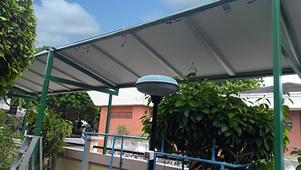 Solartechnik, ref_pv, Photovoltaik,  Thailand, Rayong, Aufdachanlage, 3 kWp