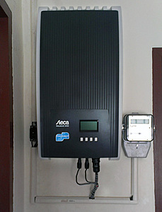 Solartechnik, ref_pv, Photovoltaics,  Thailand, Rayong, 3 kWp, Steca coolcept 3000