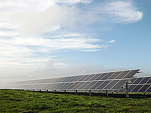 Solartechnik, ref_pv, Photovoltaics,  New Zealand, Matakana Island, Ground-mounted installation, 40 kWp