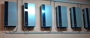 Solartechnik, ref_pv, Photovoltaics, Bulgaria, Ustra, Roof-mounted system, 80kWp, StecaGrid 9000 3ph