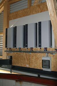 Solartechnik, ref_pv, Photovoltaics, Germany, Memmingen, Roof-mounted system, 78kWp