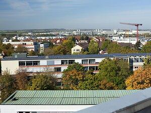 Solartechnik, ref_pv, Photovoltaics, Germany, Böblingen, Flat roof mounted system, 39,78kWp
