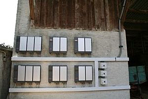 Solartechnik, ref_pv, Photovoltaics, Germany, Hawangen, Roof-mounted system, 29,9kWp