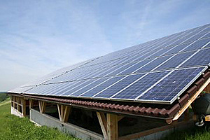 Solartechnik, ref_pv, Photovoltaics, Germany, Ottobeuren, Roof-mounted system, 29,7kWp
