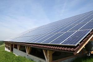 Solartechnik, ref_pv, Photovoltaik, Deutschland, Ottobeuren, Aufdachanlage, 29,7kWp