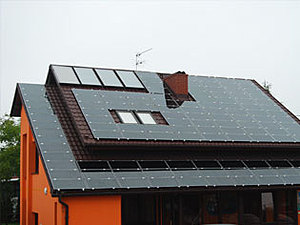 Solartechnik, ref_pv, Photovoltaics,  Poland, Soltec, Roof-mounted system, 8,925kWp