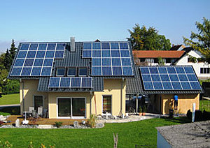Solartechnik, ref_pv, Photovoltaics,  Germany, Aichstetten, Roof-mounted system, 11,64kWp