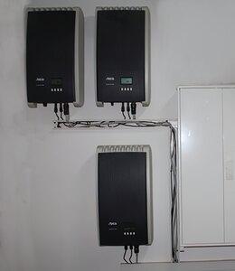 Solartechnik, ref_pv, Photovoltaics,  Germany, Deggendorf, Roof-mounted system, 9,3kWp