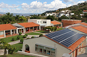 Mexico, Schule, Solardach, Programm, dena, dena-Renewable-Energy-Solutions-Programm, RES